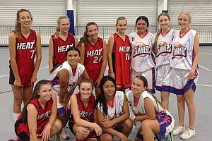 Pacific Coast Open Girls Team
