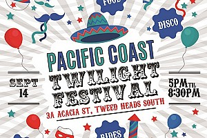 Pacific Coast Twilight Festival - 14 September